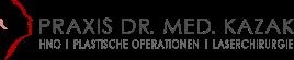 HNO-Praxis Dr. med. I. Kazak Logo